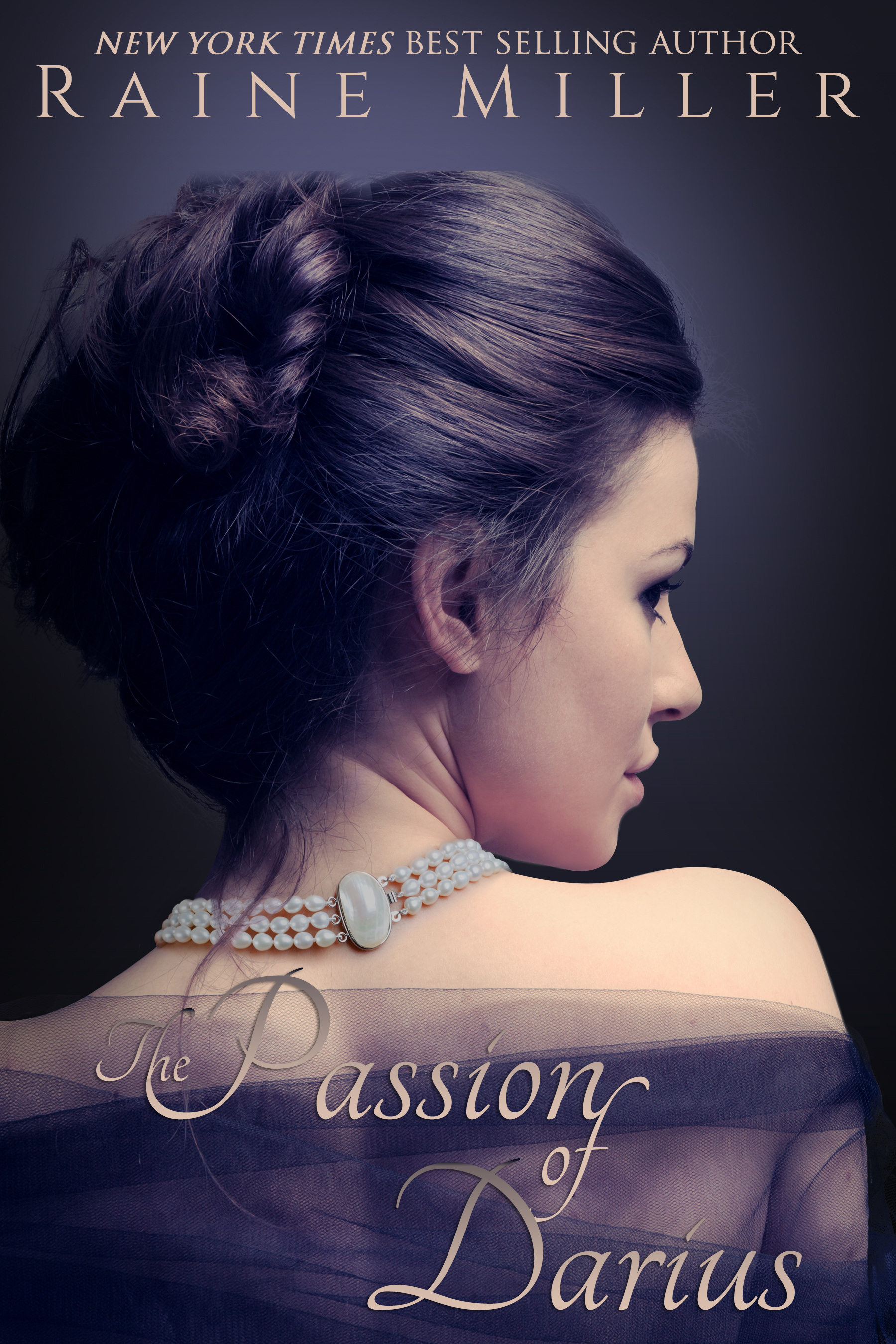 The Passion Of Darius Book Cover