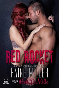 Book Cover: Red Rocket