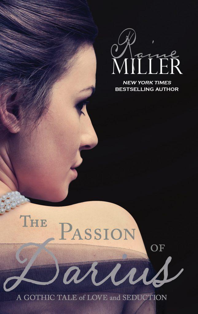 Book Cover: The Passion of Darius