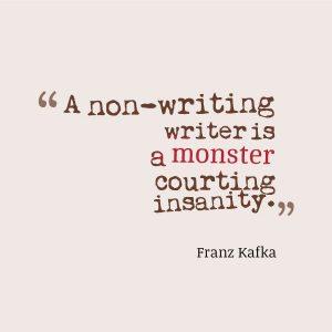 non-writing writer