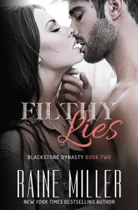 Book Cover: Filthy Lies