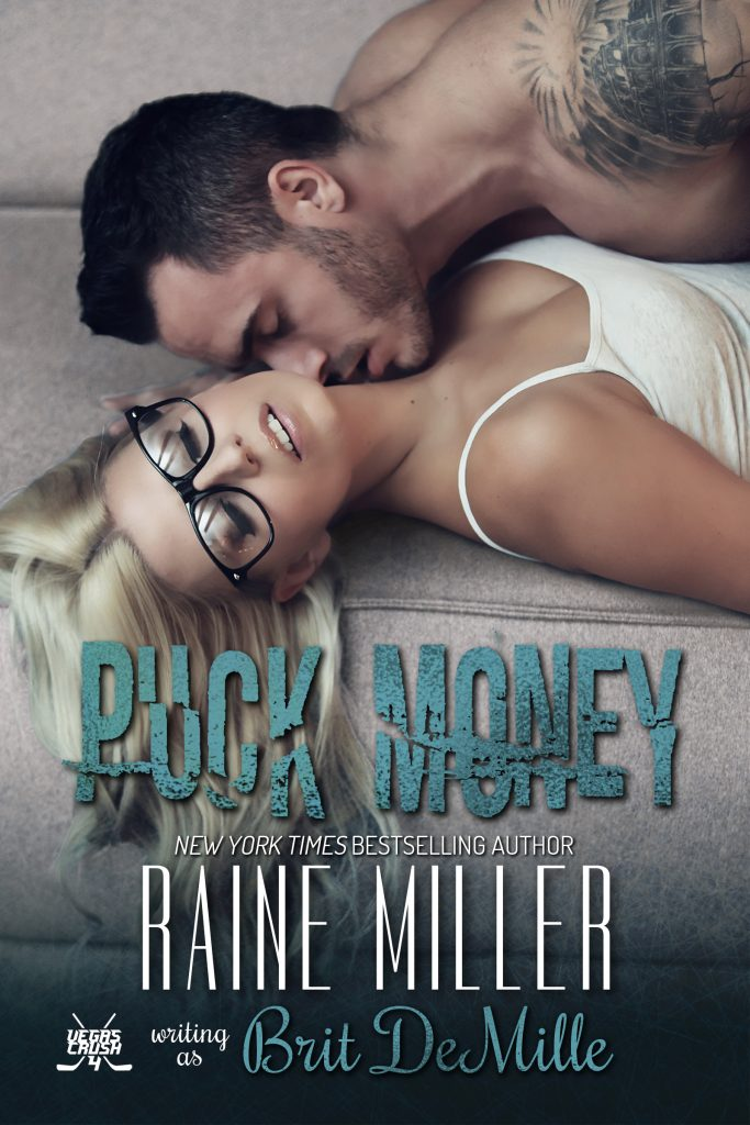 Book Cover: Puck Money