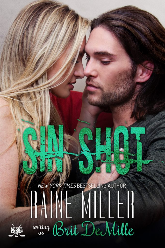 Book Cover: Sin Shot